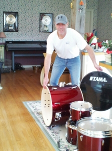 Glenn Davis Doctor G New Drums