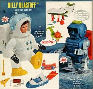 Billy Blastoff