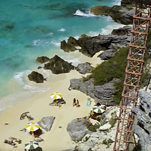 Cliff Roller Coaster