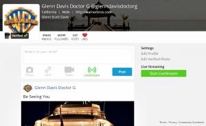 Glenn Davis Doctor G